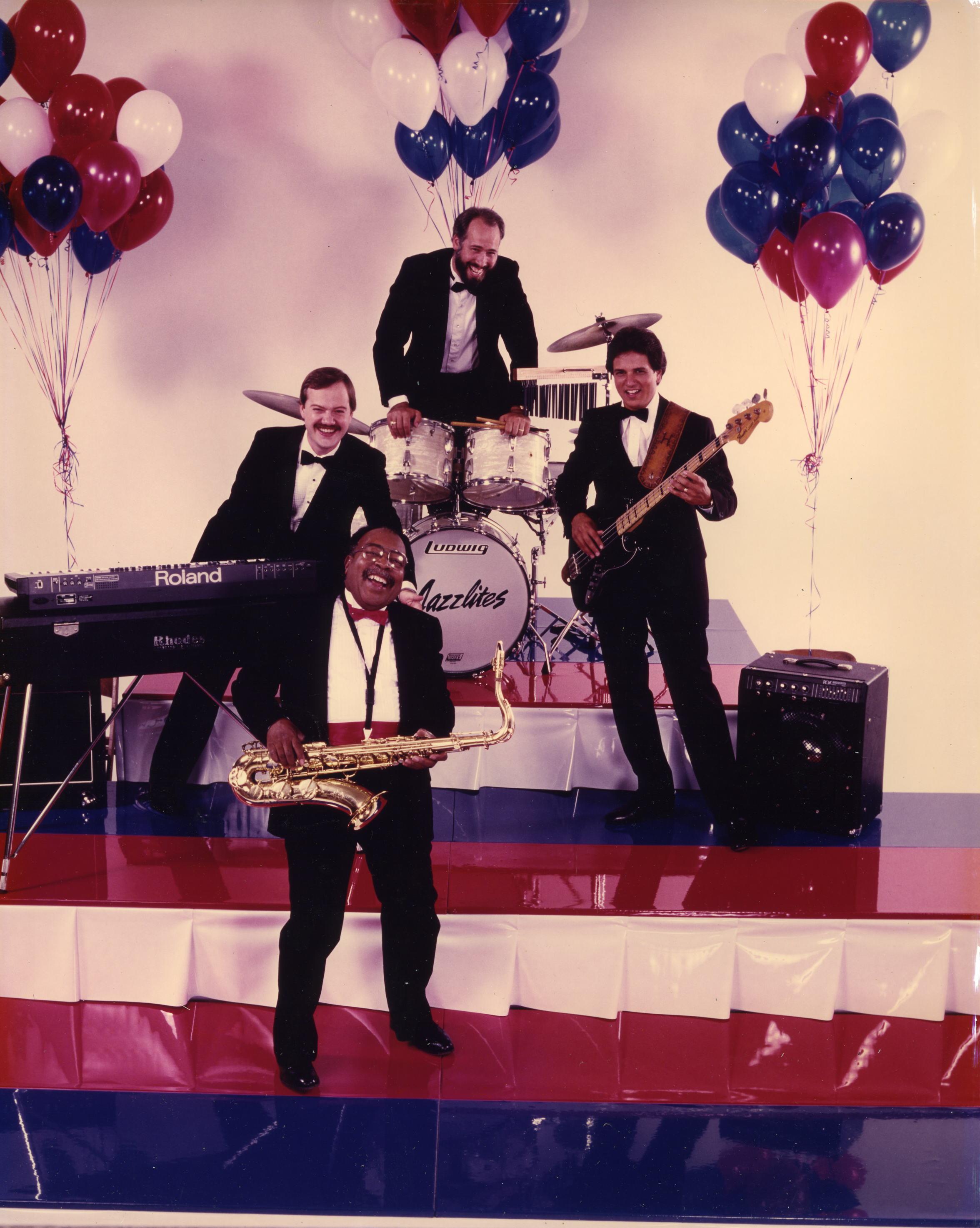 The Jazzlites 1987
